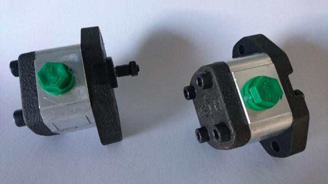 Pompy hydrauliczne Roquet