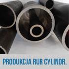 Produkcja rur cylindrowych