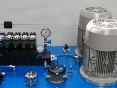 Agregaty hydrauliczne